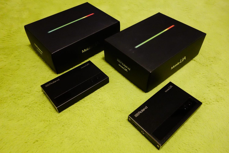 Roland UA-M10を、2台目購入した