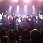 MJ-spirit ライブ at 六本木Morph