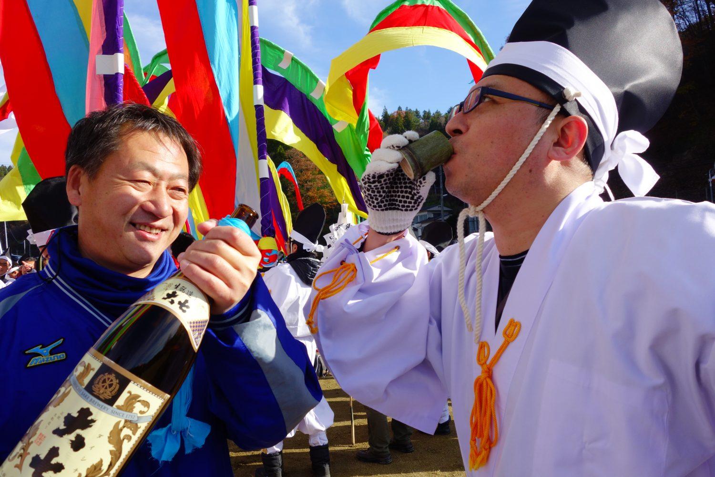 退職の翌日、福島の山奥での激ハードかつ激エモい奇祭に参加してみた